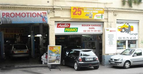 Garage autoprimo for Pieces auto garage partenaire